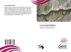 Capa do livro de Leurospondylus