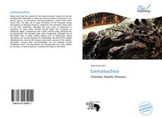 Capa do livro de Lomasuchus