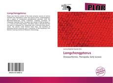 Buchcover von Longchengpterus