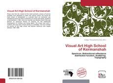 Capa do livro de Visual Art High School of Kermanshah
