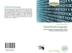 Capa do livro de Visual Brand Language