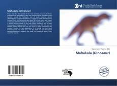 Mahakala (Dinosaur) kitap kapağı