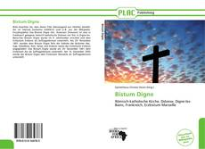 Couverture de Bistum Digne