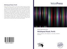 Bookcover of Welshpool Road, Perth