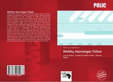 Обложка Welthy Honsinger Fisher