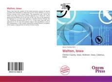 Bookcover of Welton, Iowa