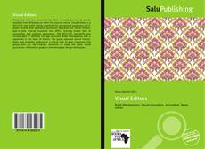 Bookcover of Visual Editors