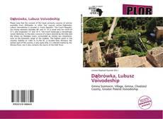 Borítókép a  Dąbrówka, Lubusz Voivodeship - hoz