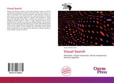 Bookcover of Visual Search