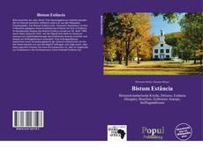Capa do livro de Bistum Estância