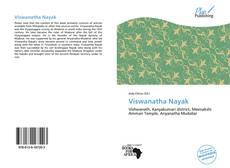 Portada del libro de Viswanatha Nayak