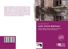 Copertina di Laski, Gmina Babimost