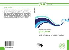 Bookcover of Vital Center