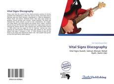 Copertina di Vital Signs Discography
