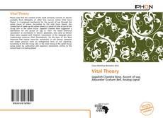 Borítókép a  Vital Theory - hoz