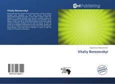 Vitaliy Berezovskyi kitap kapağı