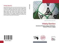 Vitaliy Danilov kitap kapağı