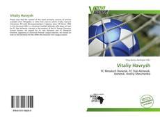 Vitaliy Havrysh kitap kapağı