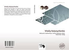 Capa do livro de Vitaliy Kalynychenko