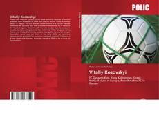 Vitaliy Kosovskyi kitap kapağı