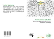 Vitebsk Voivodeship kitap kapağı
