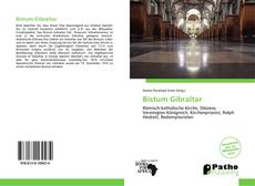 Bookcover of Bistum Gibraltar