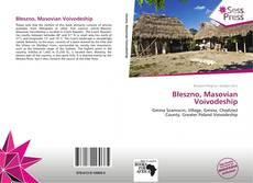 Portada del libro de Błeszno, Masovian Voivodeship