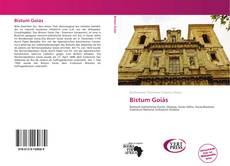 Bistum Goiás kitap kapağı