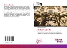 Buchcover von Bistum Guadix
