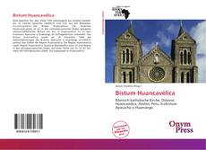 Portada del libro de Bistum Huancavélica