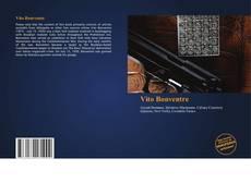 Capa do livro de Vito Bonventre