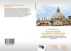 Portada del libro de Bistum Helsinki (evangelisch-lutherisch)