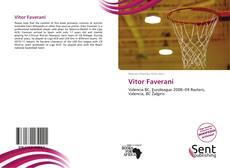 Capa do livro de Vitor Faverani