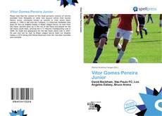 Capa do livro de Vitor Gomes Pereira Junior