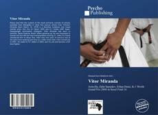 Capa do livro de Vitor Miranda