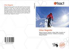 Bookcover of Vitor Negrete