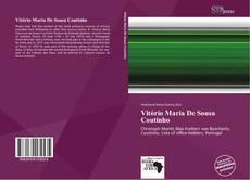 Buchcover von Vitório Maria De Sousa Coutinho