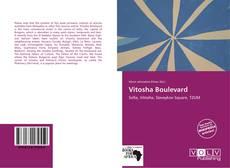 Buchcover von Vitosha Boulevard