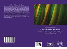 Vitry-Brienne Air Base kitap kapağı