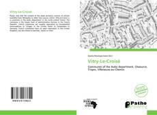 Buchcover von Vitry-Le-Croisé