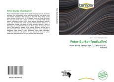 Bookcover of Peter Burke (footballer)