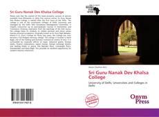 Copertina di Sri Guru Nanak Dev Khalsa College
