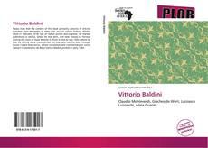 Vittorio Baldini kitap kapağı
