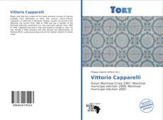 Vittorio Capparelli kitap kapağı