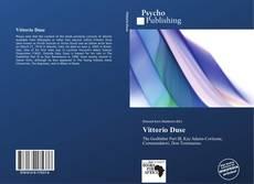 Vittorio Duse kitap kapağı