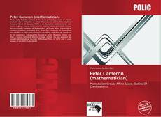 Bookcover of Peter Cameron (mathematician)
