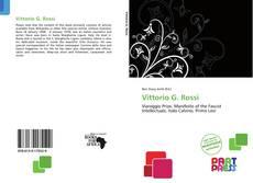 Buchcover von Vittorio G. Rossi