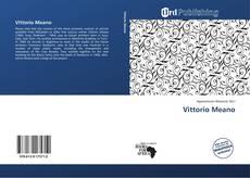 Vittorio Meano kitap kapağı