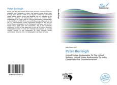 Обложка Peter Burleigh