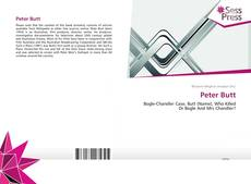 Bookcover of Peter Butt
